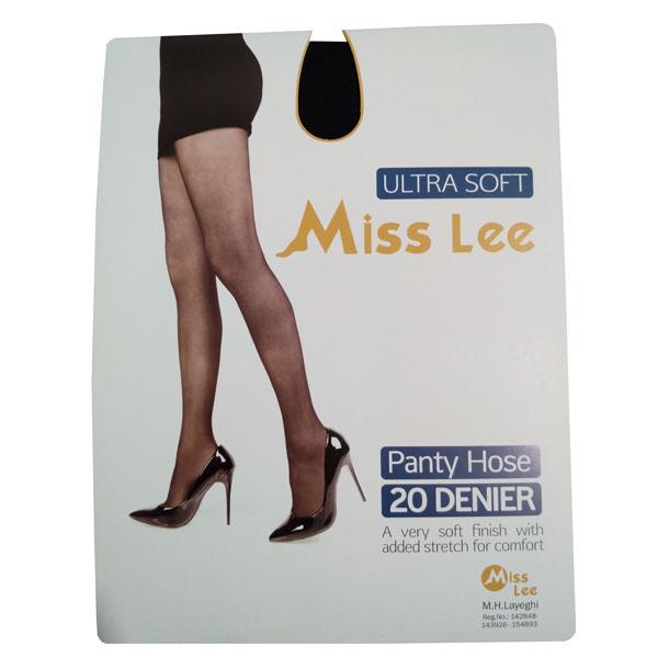 جوراب شلواری زنانه میس لی مشکی