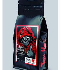 دانه قهوه 100% ربستا  کولی تام کینز