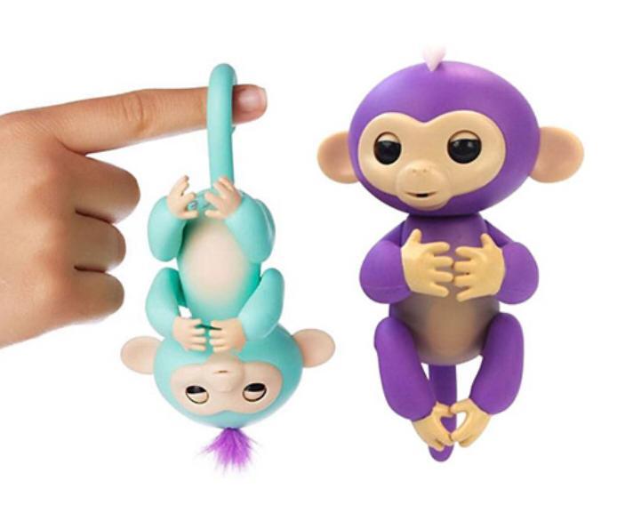 اسباب بازی بچه میمون انگشتی