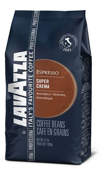 دان قهوه لاوازا سوپر کرما 1000 گرمی