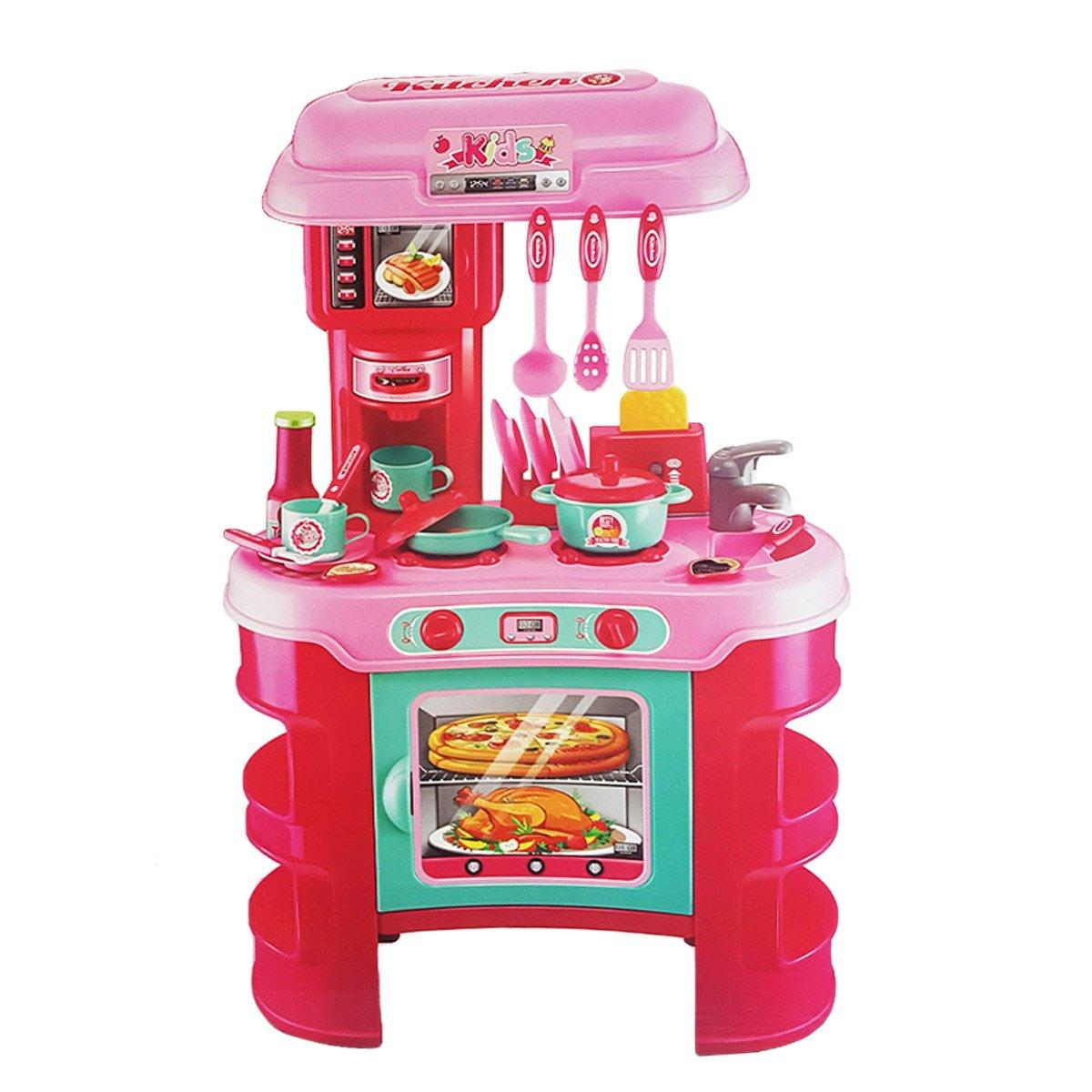 ست اسباب بازی آشپزخانه ژیونگ چنگ مدل 008-908
