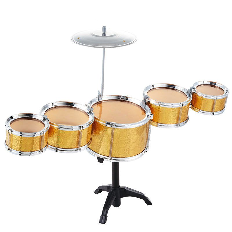بازی آموزشی موزیکال مدل jazz drum کد 8008