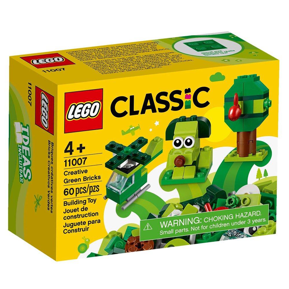 لگو سری Classic مدل Creative Green Bricks 11007