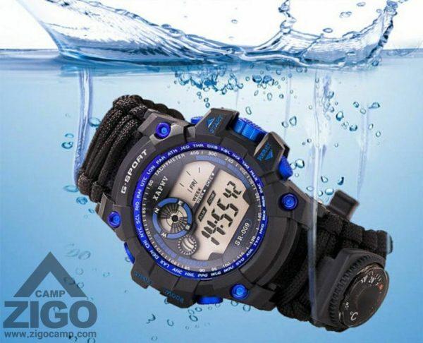 ساعت تاکتیکال ضد آب