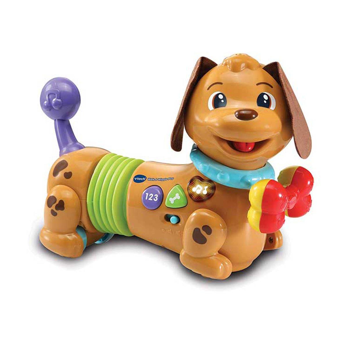 بازی آموزشی حیوانات وی تک مدل سگ کد 0522703