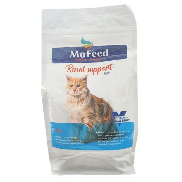غذای خشک گربه مفید مدل RENAL  وزن 2 کیلوگرم