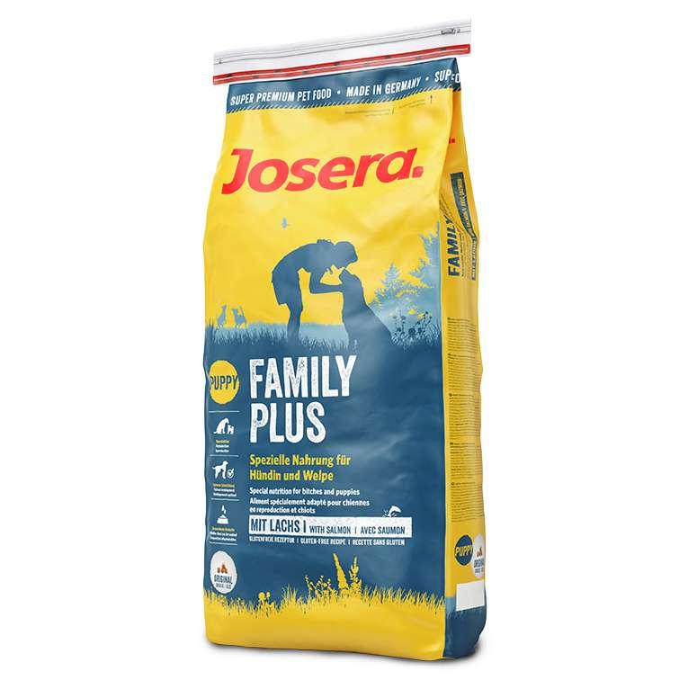 غذای خشک سگ جوسرا مدل family plus puppyوزن 15 کیلوگرم