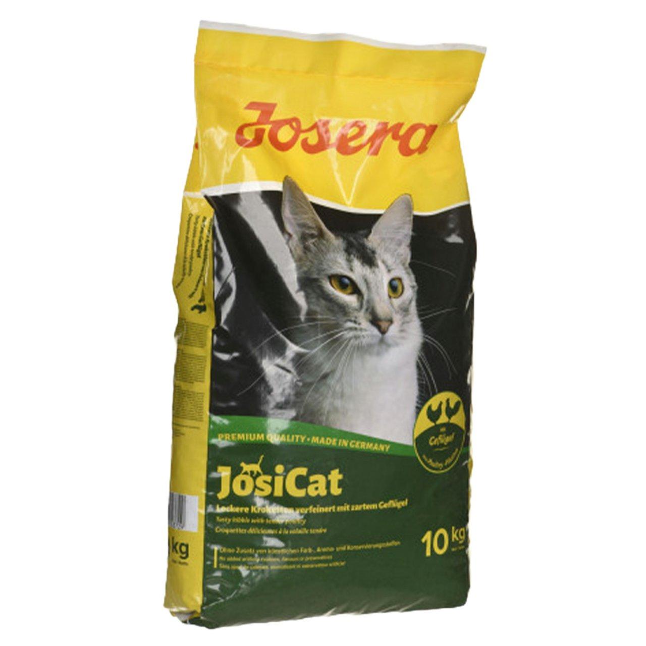 غذای خشک گربه جوسرا کد 0120 وزن 10 کیلوگرم