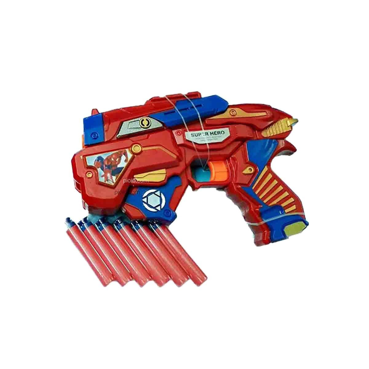 تفنگ بازی مدل amazing spiderman کد 5466