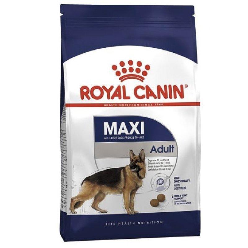 غذای خشک سگ رویال کنین مدل MAXXI وزن 15 کیلوگرم
