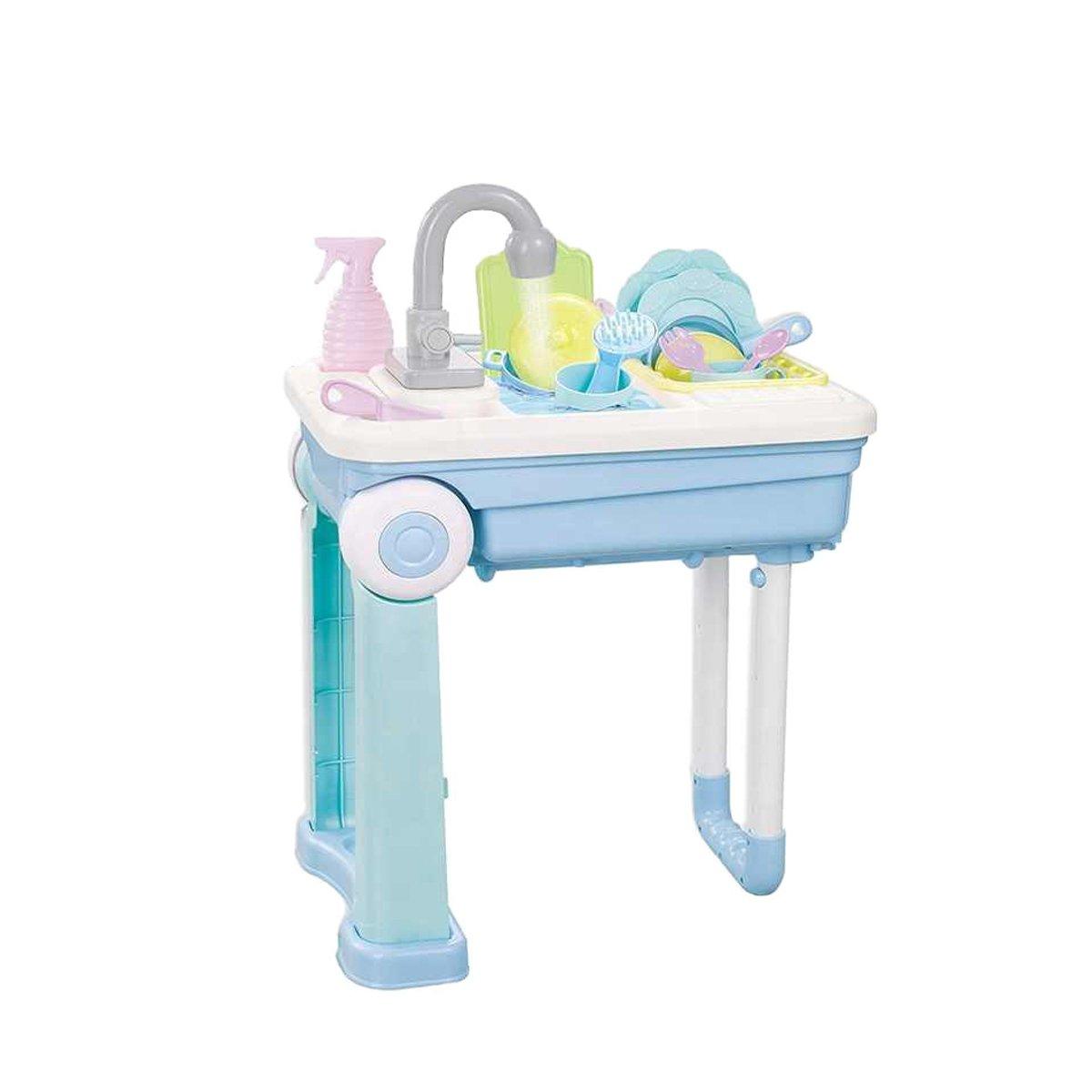 ست اسباب بازی آشپزخانه مدل سینک ظرفشویی کد 5646