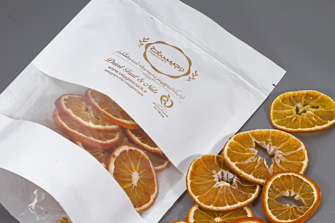 میوه خشک نارنگی 1000 گرم وجیسنک