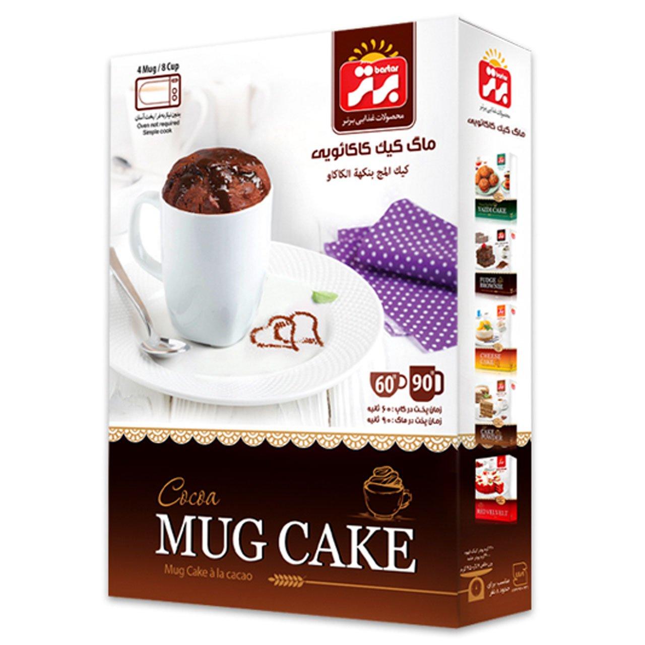 ماگ کیک کاکائویی برتر 360 گرم