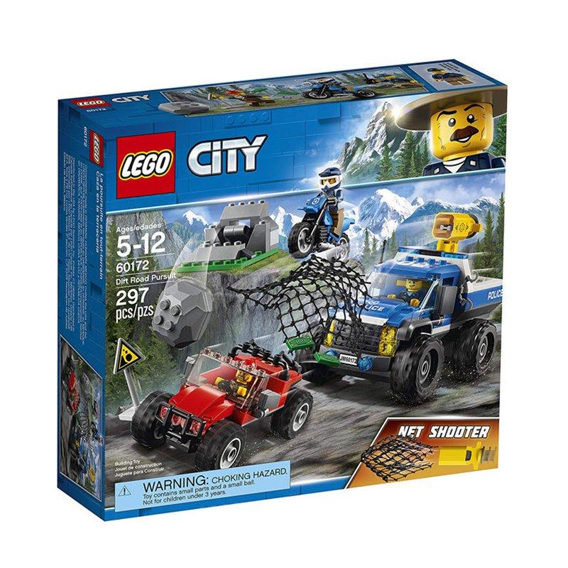لگو مدل City کد 60172