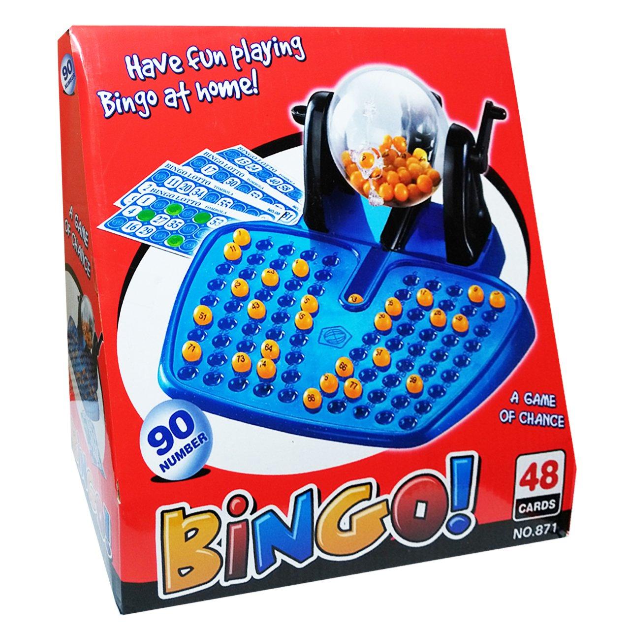 بازی فکری  طرح دبرنا مدل BINGO871