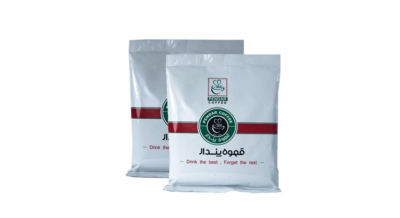 پودر قهوه اسپرسو 100 درصد عربیکا پندار 1000 گرم