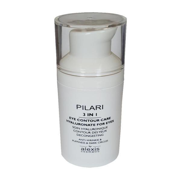 کرم دور چشم الکسیس مدل PILARI حجم 15 میلی لیتر