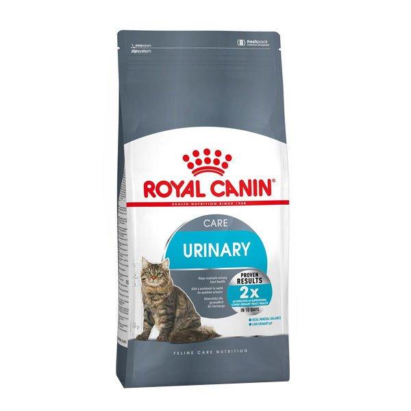 غذای خشک گربه رویال کنین مدل Urinaryوزن 2 کیلوگرم