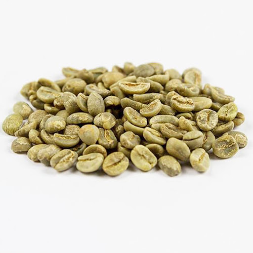 دانه قهوه سبز خام 500 گرم وجیسنک