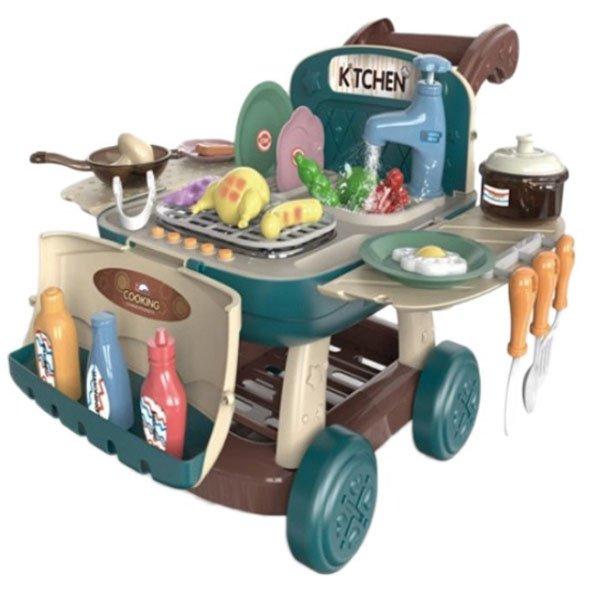 ست اسباب بازی آشپزخانه مدل 916