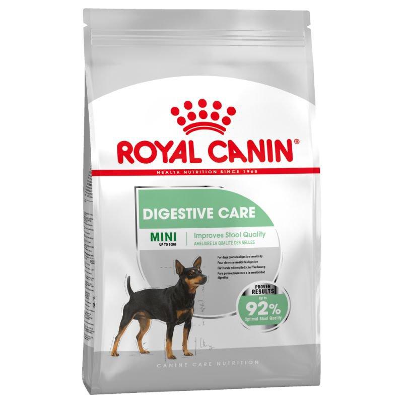 غذای خشک سگ رویال کنین مدل Mini Digestive Care وزن 3 کیلوگرم